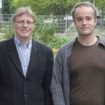 Foto Dr. Markus Richter und Jan Buchholz