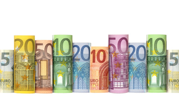 5000 Euro Fördergelder